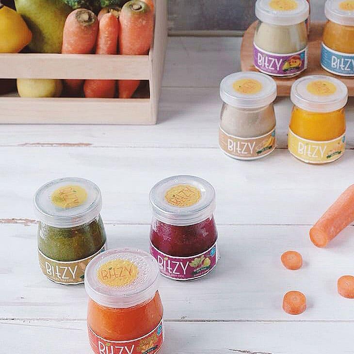 Bubur-Bayi-Bitzy-Organic-Baby-Puree