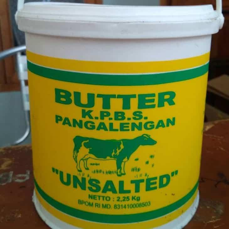 Merk-Butter-Pangalengan