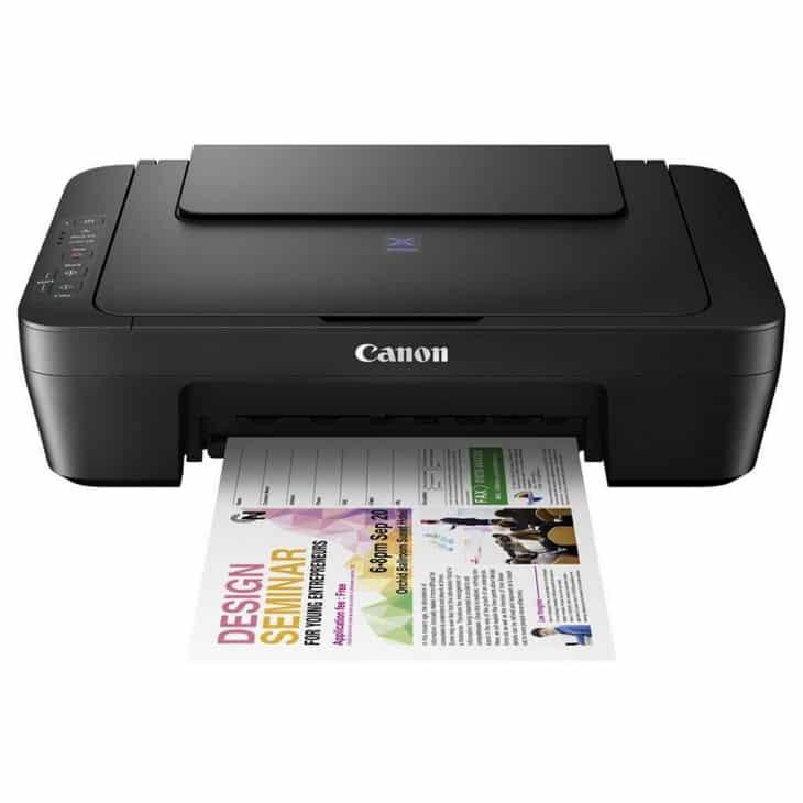 Printer-Canon-MP287-All-In-One-Inkjet