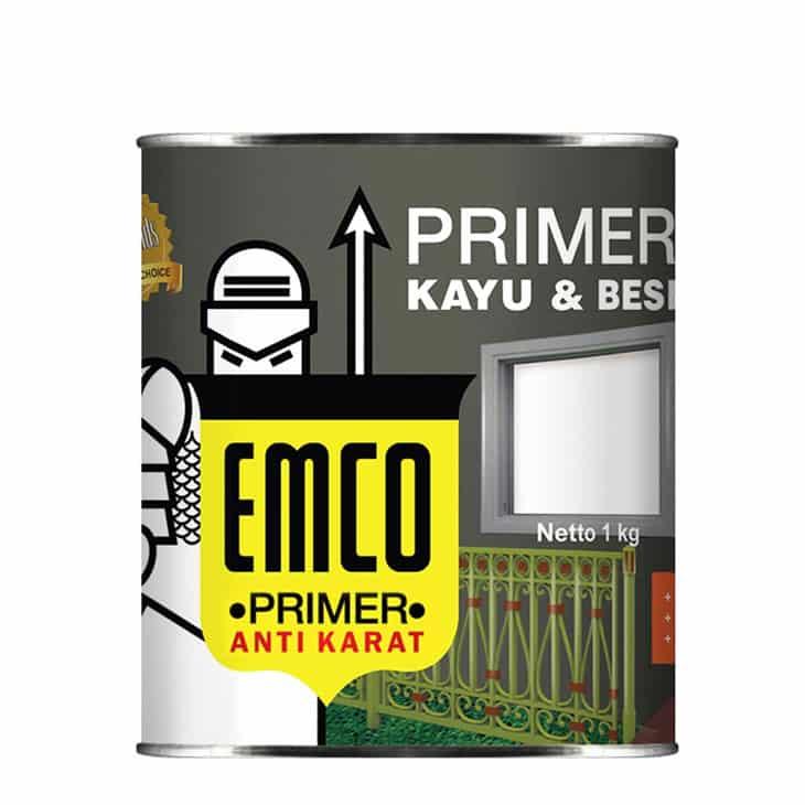 EMCO-Primer-Kayu & Besi