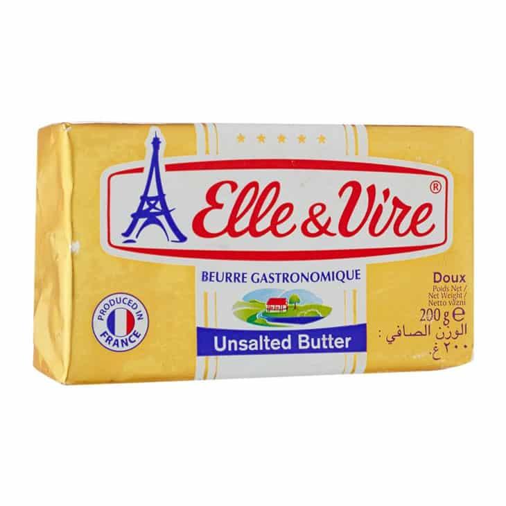 Merk-Butter-Elle-&-Vire-Unsalted-Butter
