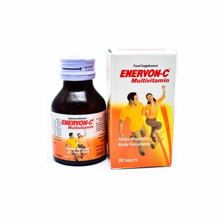 Enervon-C-Multivitamin