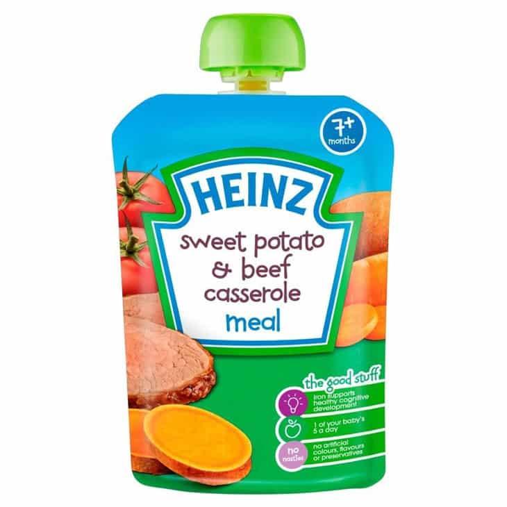 Bubur-Bayi-Heinz-Baby-Beef-&-Sweet-Potato-Mash