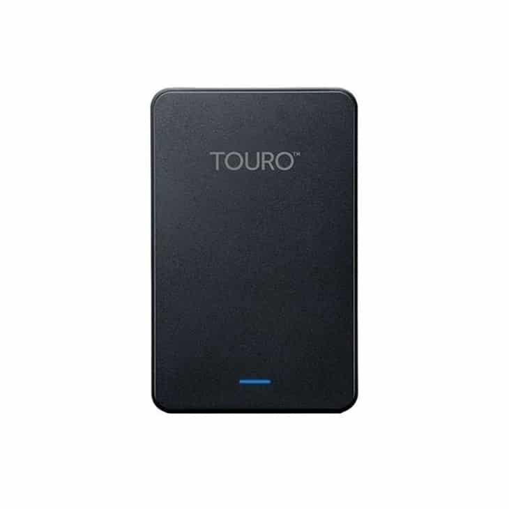 Hitachi Touro Mobile
