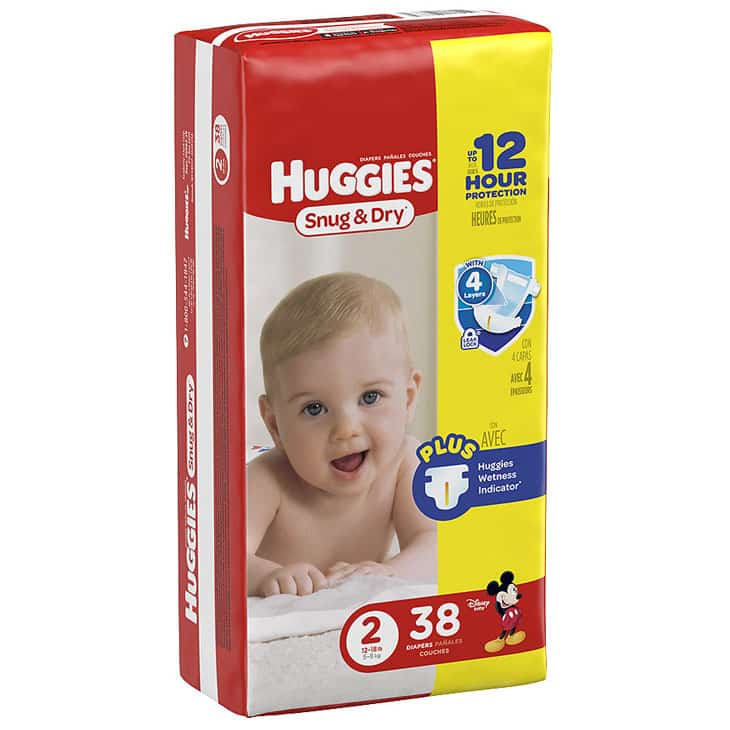Popok-Bayi-Huggies-Snug-and-Dry