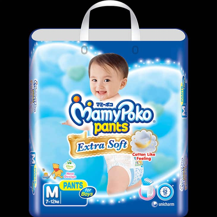 Popok-Bayi-Mamy-Poko-Pants