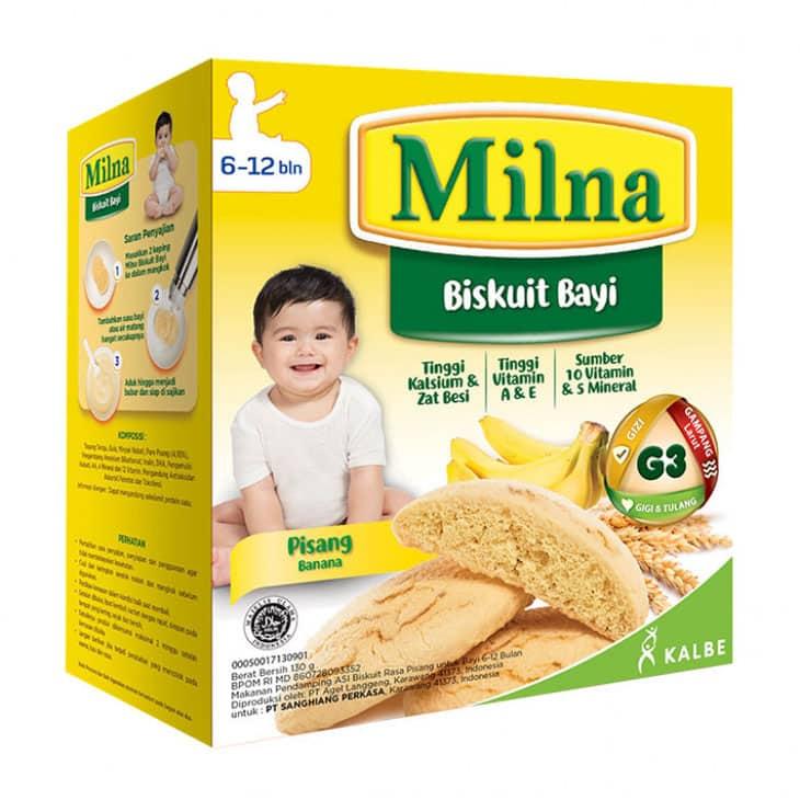 Milna-Biskuit-Pisang