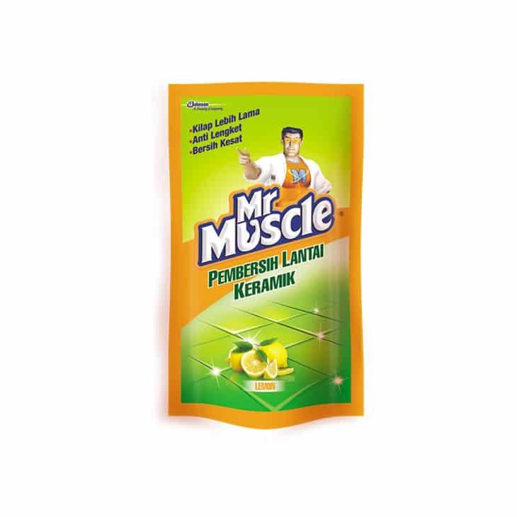 Mr. Muscle Pembersih Lantai Keramik