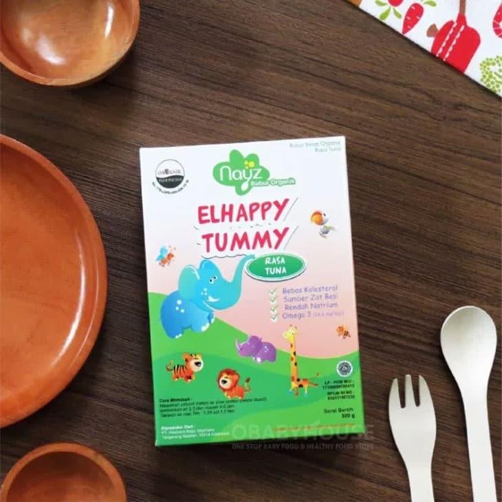 Bubur-Bayi-Nayz-Elhappy-Tummy