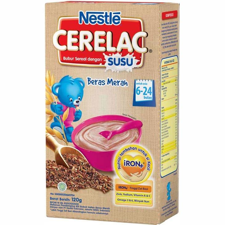 Bubur-Bayi-Nestle-Cerelac-Bubur-Bayi-Beras-Merah