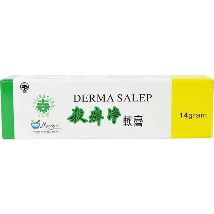 Obat Panu Derma (Sha Hsien Chin Ointment)