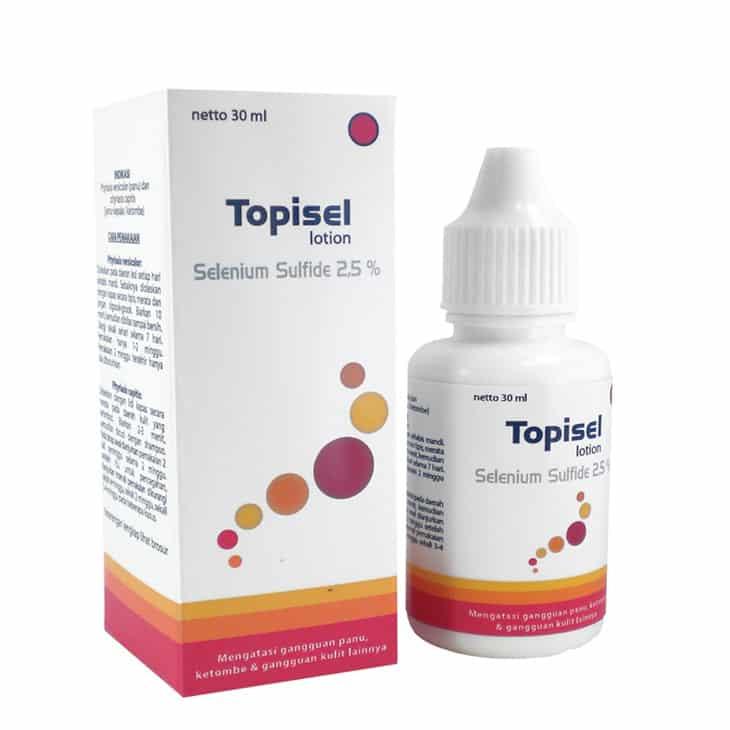 Obat Panu Topisel