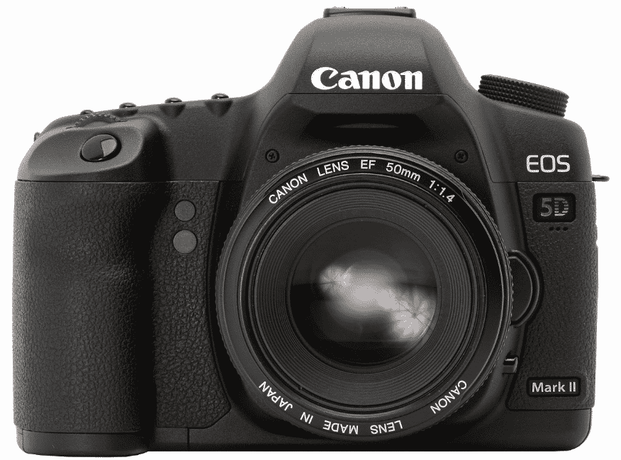 Canon-EOS-5D-Mark-II
