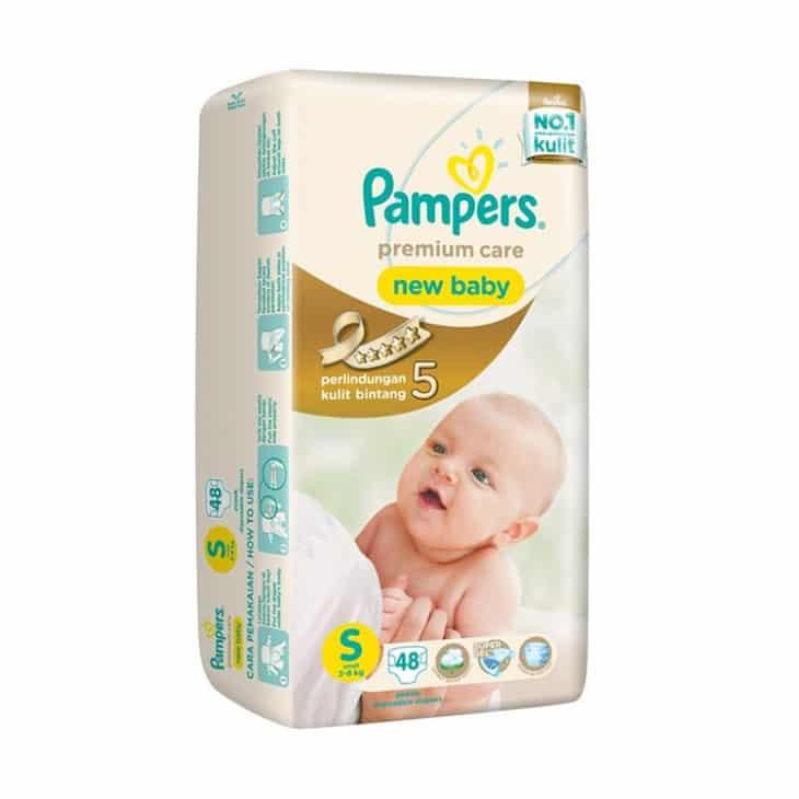 Popok-Bayi-Pampers-Premium