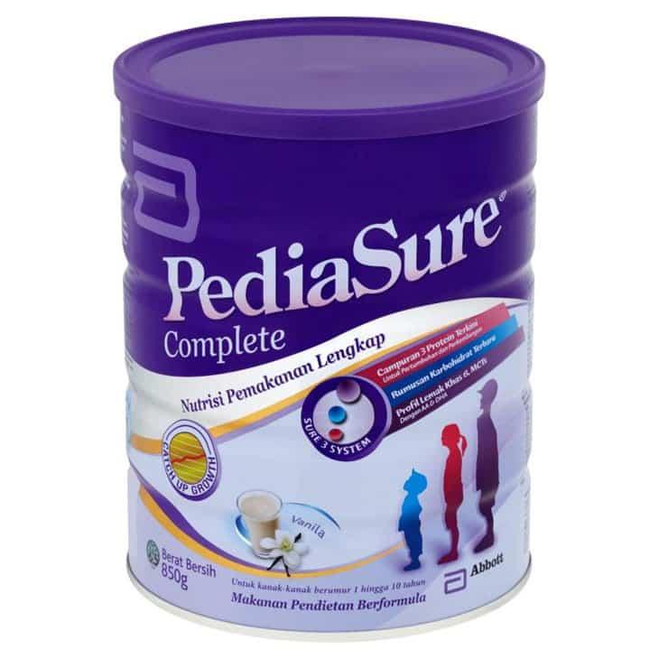 Susu-Penggemuk-Penambah-Berat-Badan-Anak-Pediasure-Complete