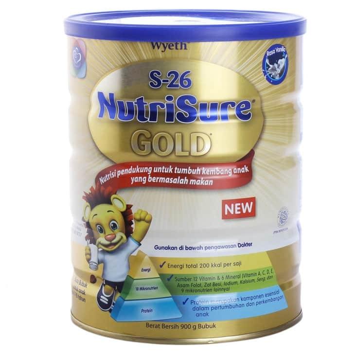 Susu-Penggemuk-Penambah-Berat-Badan-Anak-S26-Nutrisure-Gold
