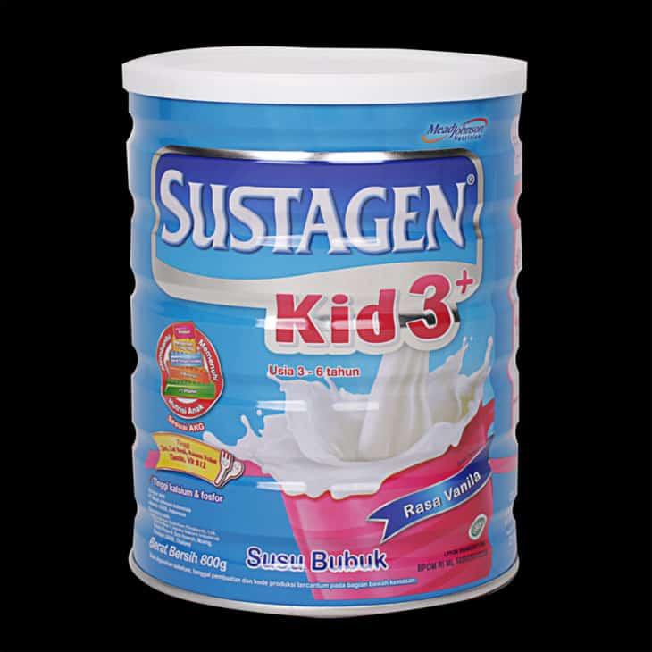 Susu-Penggemuk-Penambah-Berat-Badan-Anak-Sustagen-Kid-3+