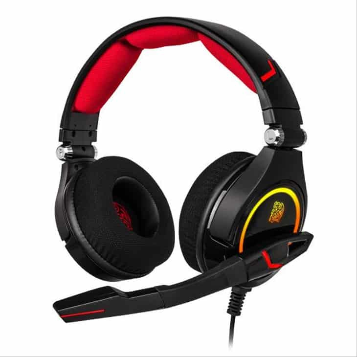 TT ESport Gaming Headset  Cronos Ring RB 7.1