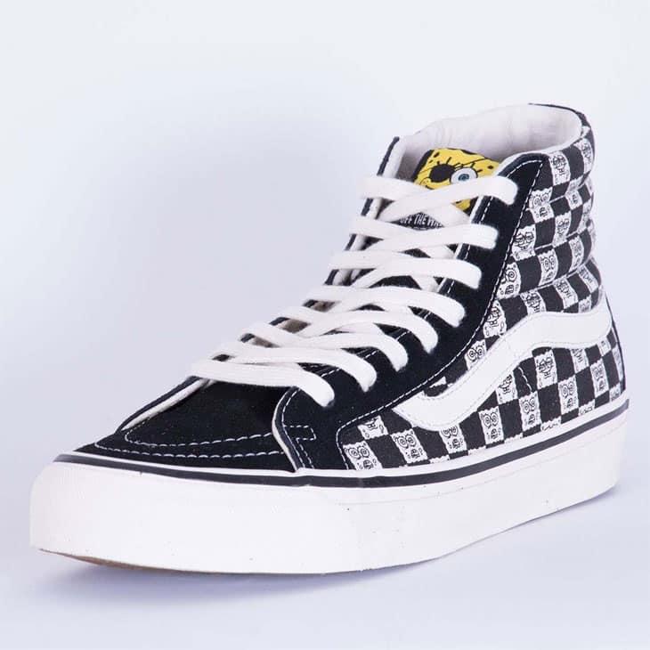 Sepatu-Pria-Vans-X-Spongebob