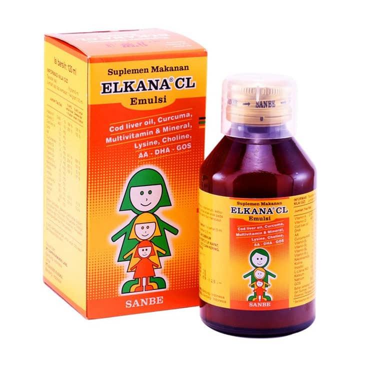 Vitamin Elkana