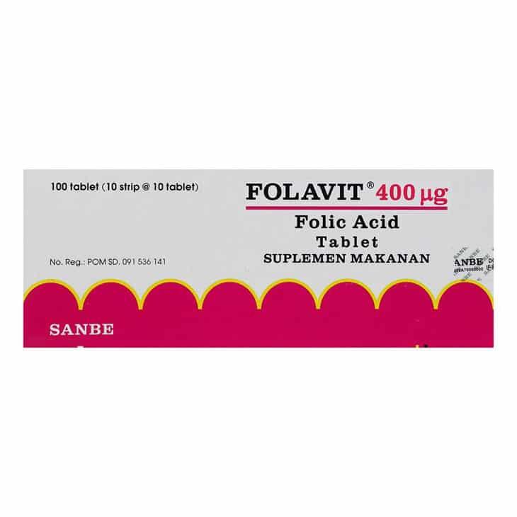 Vitamin Folavit