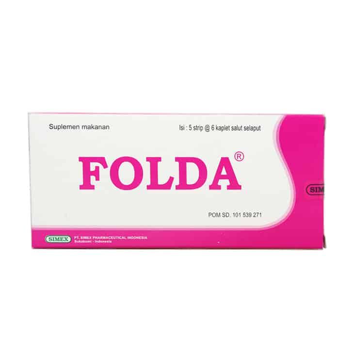 Vitamin Folda