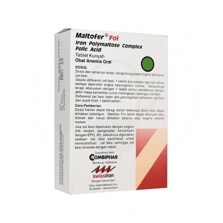 Vitamin Maltofer FOL