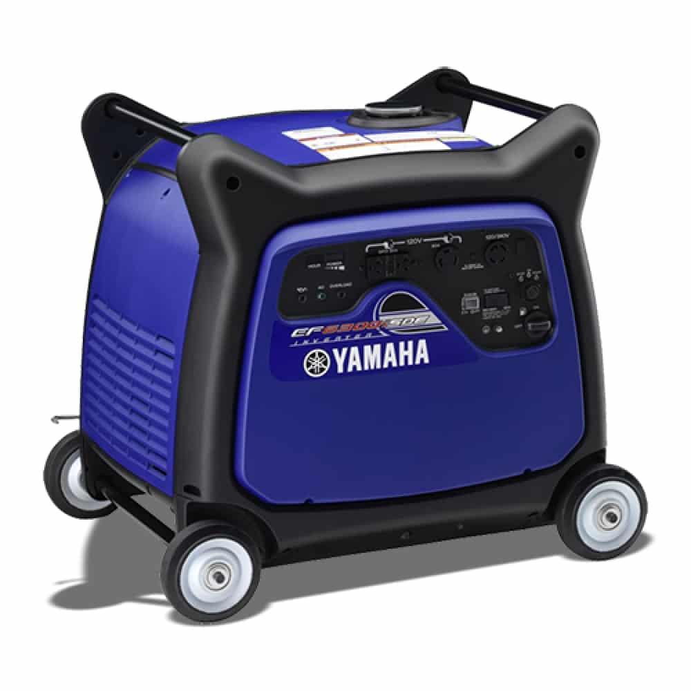 Genset-Yamaha-EF-6300-ISE