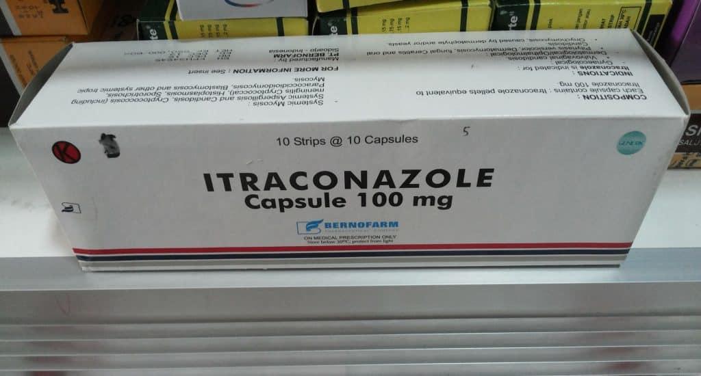 obat-jamur-kucing-Itraconazole