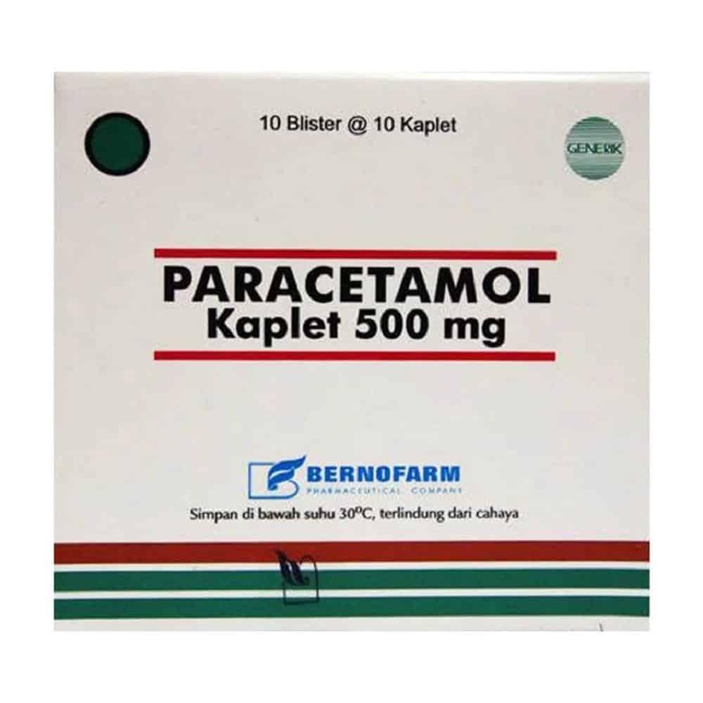 Obat-Sakit-Gigi-Paracetamol