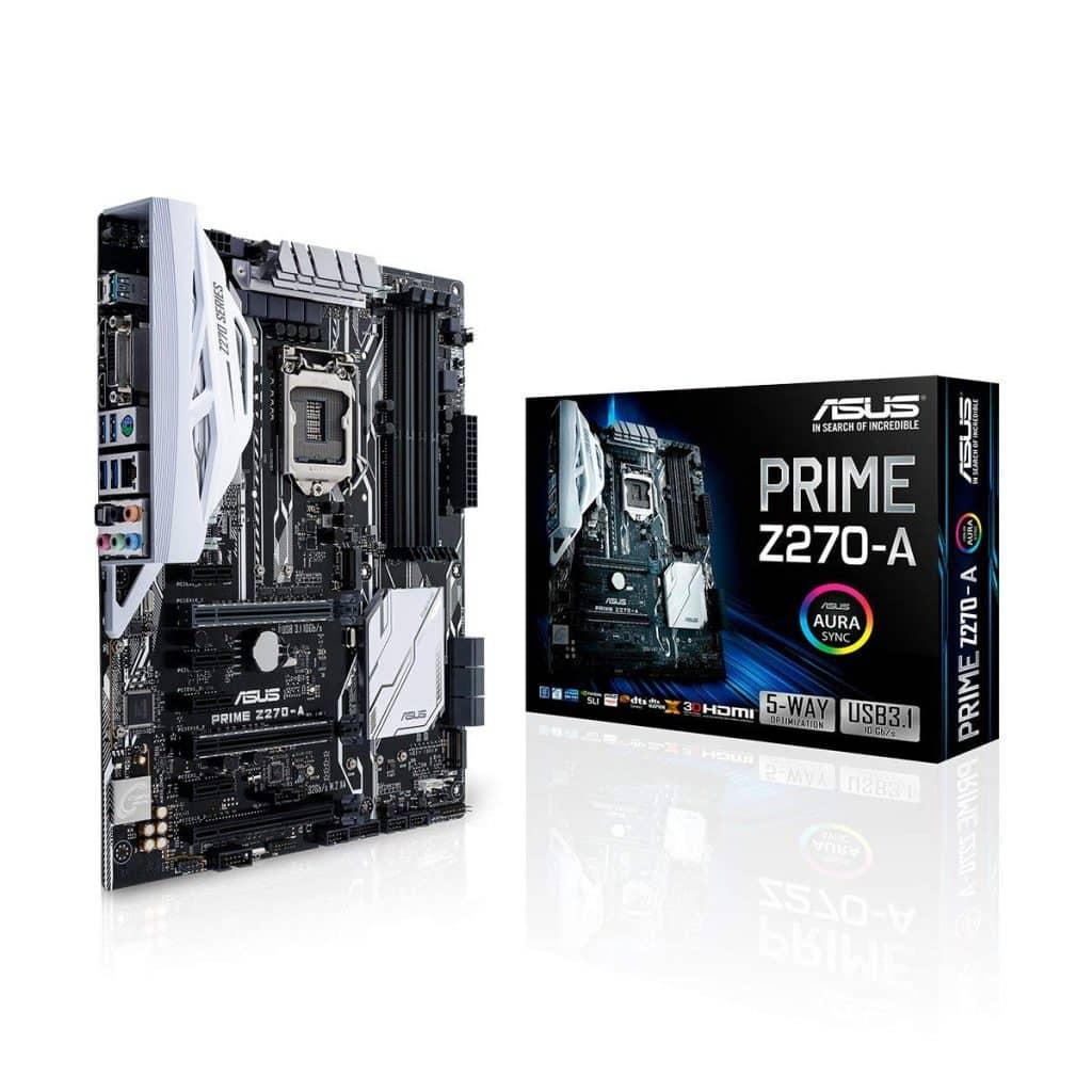 Motherboard-Asus-Prime-Z270