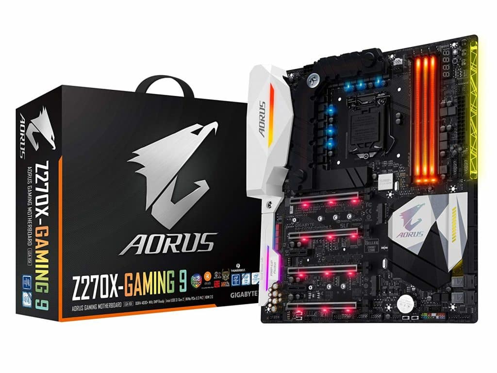 Motherboard-Gigabyte-Aorus-Z270X