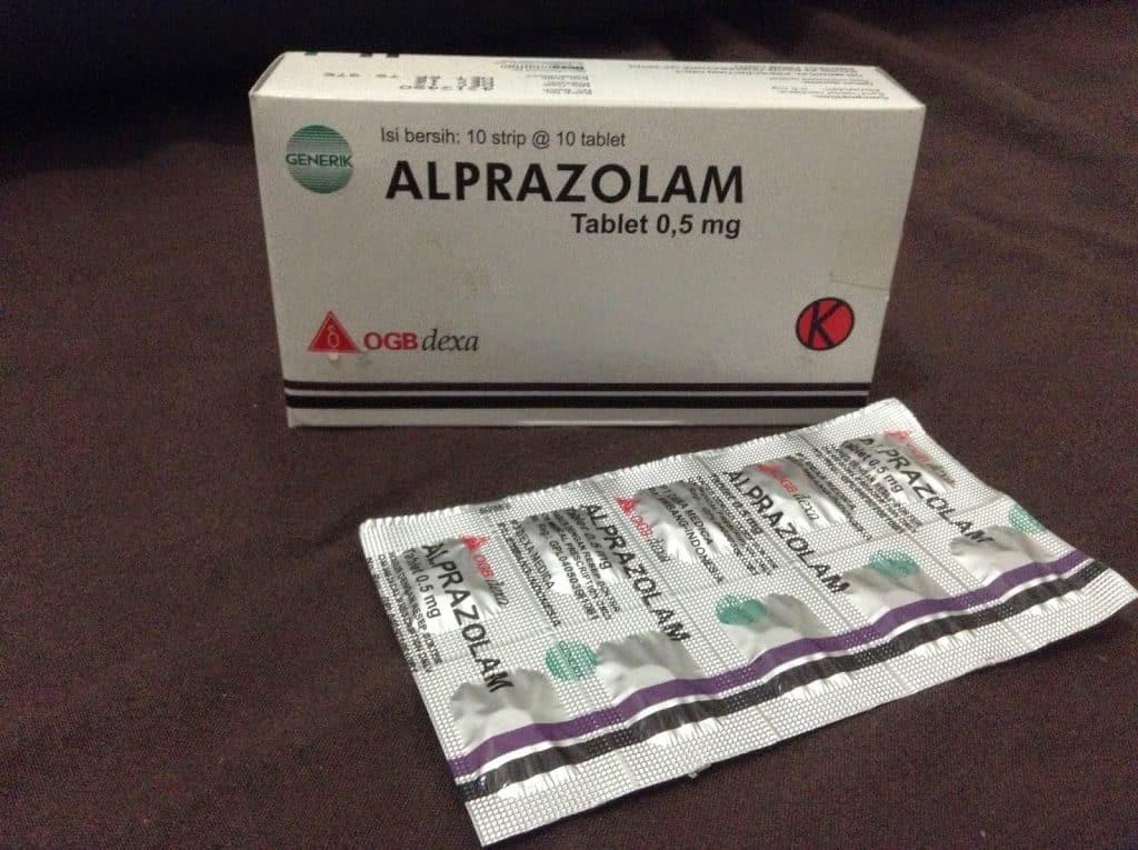 Obat-Tidur-Alprazolam