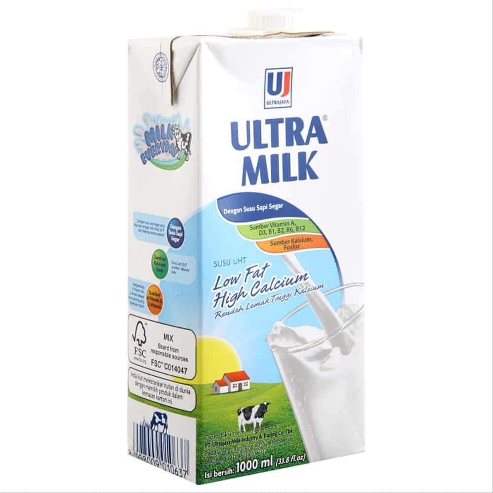 Susu-Rendah-Lemak-Ultra-Milk-Low-Fat-High-Calcium