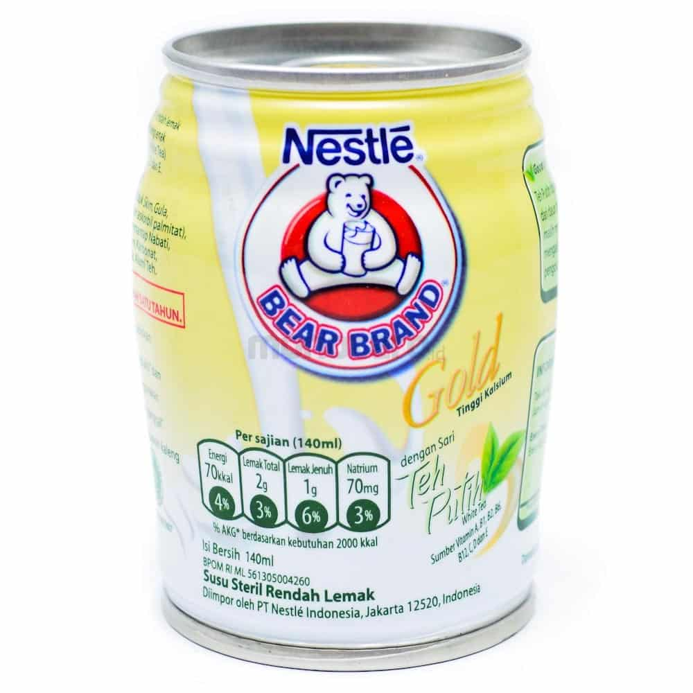 Susu-Rendah-Lemak-Bear-Brand-White-Tea