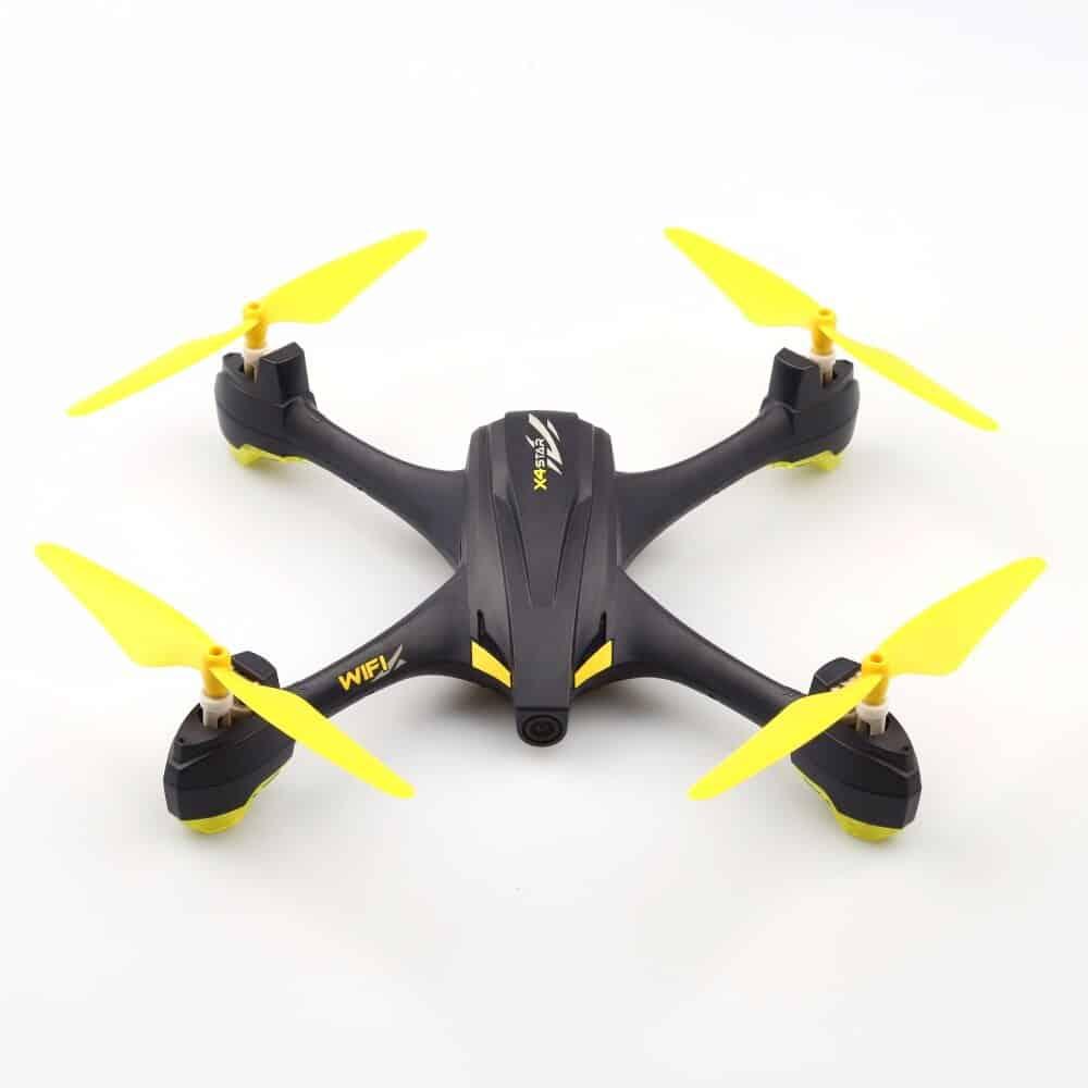 Drone-GPS-Terbaik-Hubsan-H507A